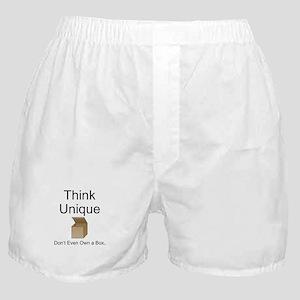 Think Unique Boxer Shorts