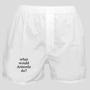Aristotle Boxer Shorts