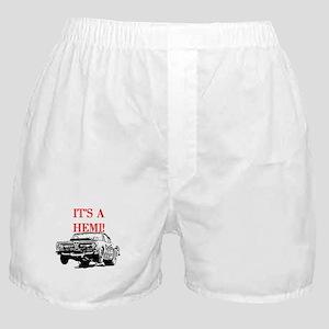 AFTM It's A Hemi! Boxer Shorts