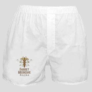 Family Medicine Rocks Boxer Shorts