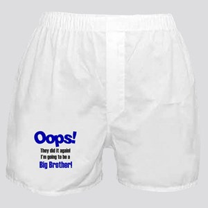 Oops Big Brother Boxer Shorts
