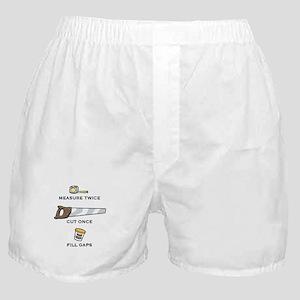 Fill Gaps Boxer Shorts