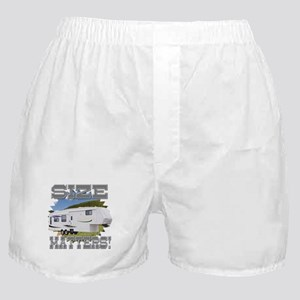 Size Matters Fifth Wheel Boxer Shorts
