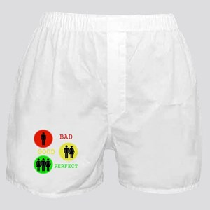 Threesome - FMF Boxer Shorts