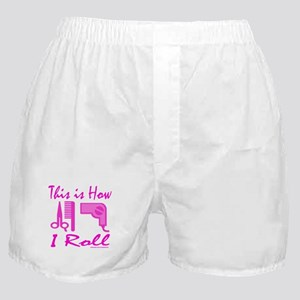 BEAUTICIAN/HAIRSTYLIST Boxer Shorts