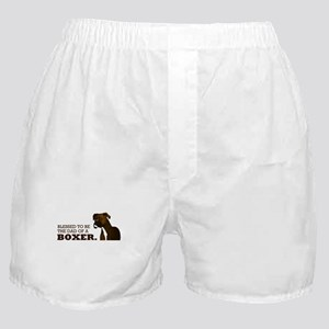 Blessed Boxer Dad Boxer Shorts