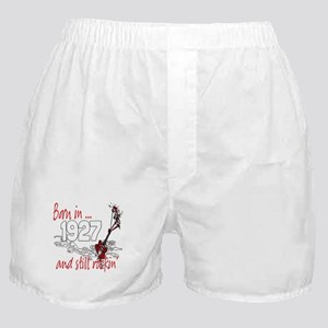 Born in 1927 Boxer Shorts