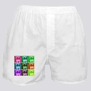 Wheaton Terrier Pop Art Boxer Shorts