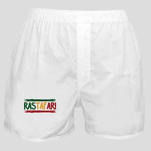 Rastafari Boxer Shorts
