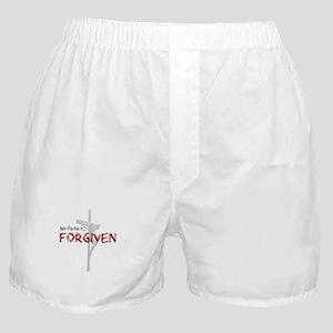 Not Perfect... Forgiven Boxer Shorts