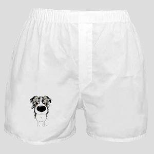 Big Nose Aussie Boxer Shorts