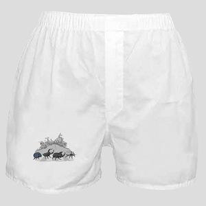 Beatles Boxer Shorts