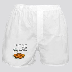 I PUT OUT... Boxer Shorts