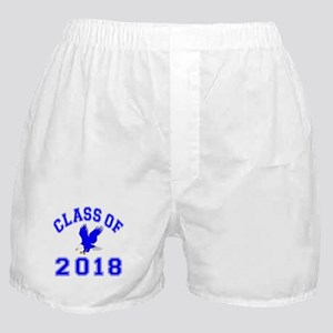 Class Of 2018 Eagle Boxer Shorts