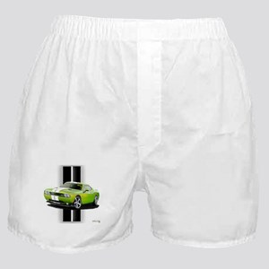 New Challenger Green Boxer Shorts