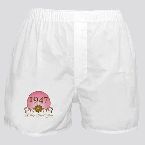 1947 A Very Good Year Boxer Shorts