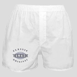 1947 Classic Original Boxer Shorts