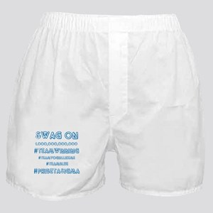 Phi Beta Sigma Swag Boxer Shorts