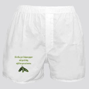 Jalapeno Burn Boxer Shorts
