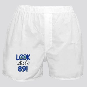 Look who's 89 Boxer Shorts