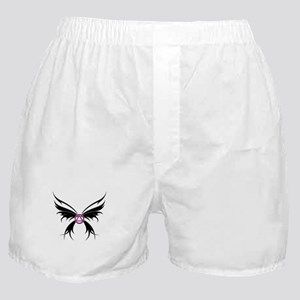 Womans Tribal Butterfly 2000x2000 Boxer Shorts