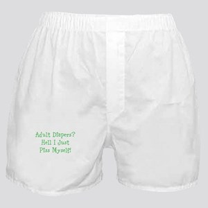 Diapers Boxer Shorts