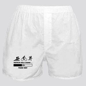Triathlon Skills Loading Boxer Shorts