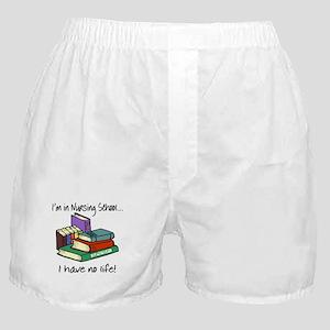 Nursing School Boxer Shorts