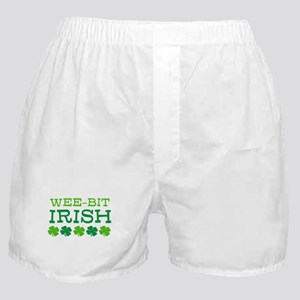 WEE-BIT Irish Boxer Shorts