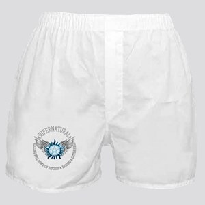Supernatural protection Symbal Wings 03 Boxer Shor