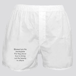Hairstylist Boxer Shorts