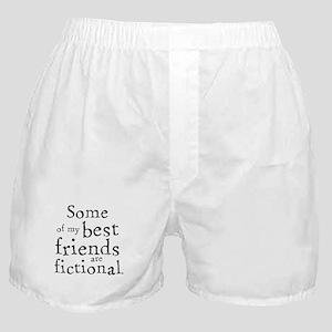 Fictional Friends Boxer Shorts