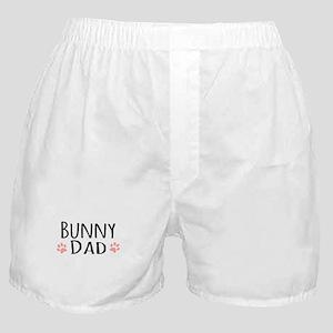 Bunny Dad Boxer Shorts