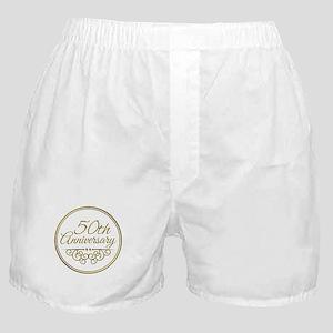 50th Anniversary Boxer Shorts