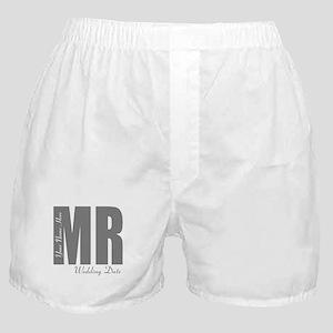 Wedding Groom Boxer Shorts