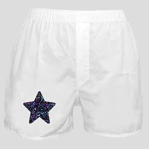 Boxer Shorts Glitter Star 1