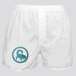 Nessie - Loch Ness Monster Boxer Shorts