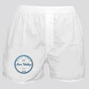 Sun Valley Ski Resort Idaho Boxer Shorts