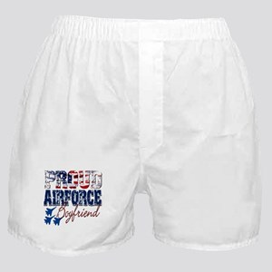 ProudAirForceBoyfriend Boxer Shorts