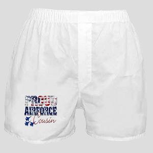 ProudAirForceCousin Boxer Shorts
