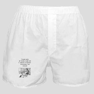 reader Boxer Shorts