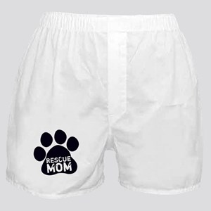 Rescue Mom Boxer Shorts