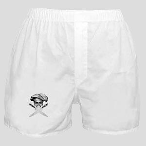 Chef skull: v2 Boxer Shorts