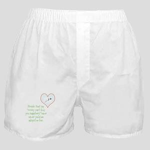 adoption happiness Boxer Shorts