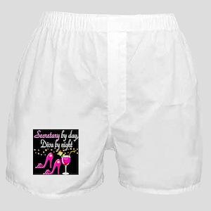 FOXY SECRETARY Boxer Shorts