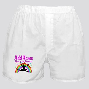 BORN DANCING Boxer Shorts