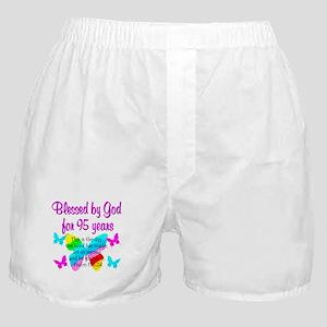 RELIGIOUS 95TH Boxer Shorts