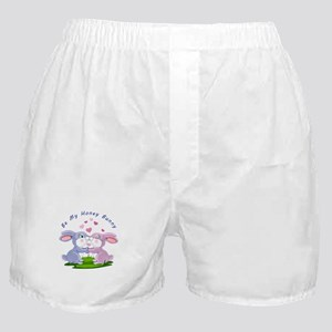 Honey Bunny- Boxer Shorts