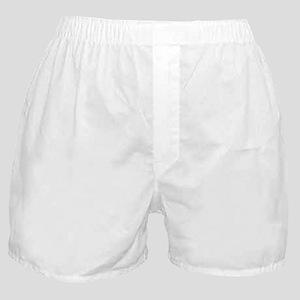 Quiet Im Watching NCIS Boxer Shorts