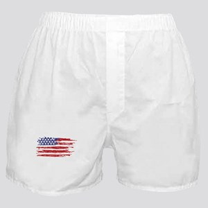 home of the brave Boxer Shorts